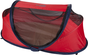NSAuk-Standard-Travel-Centre-Cot-Red