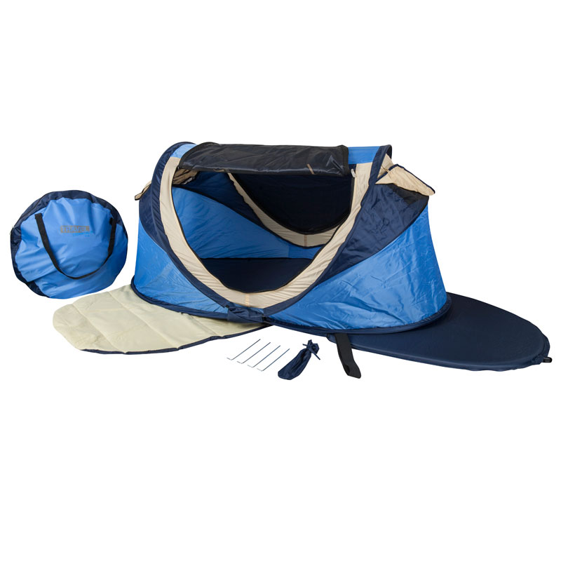 Deluxe Travel Centre Blue  sc 1 st  NSAuk : tent cot uk - memphite.com