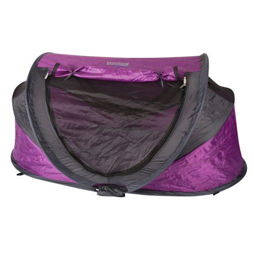 deluxe purple tent