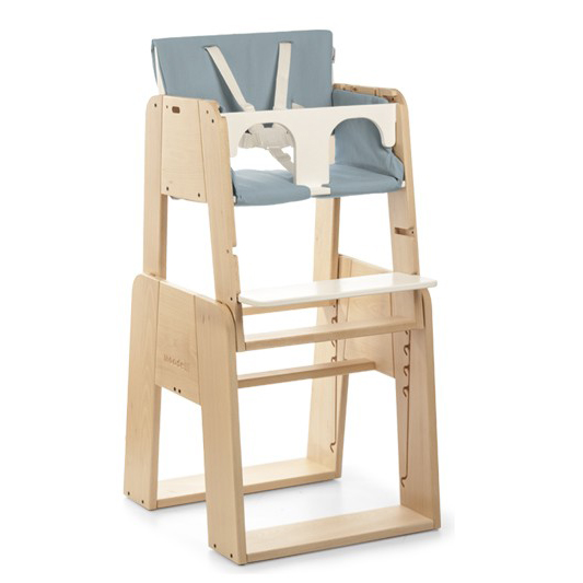 Growi Highchair & 6m Set  Padded Cushion