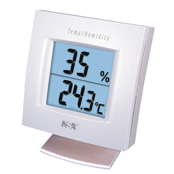 Digital Hygrometer / Thermometer