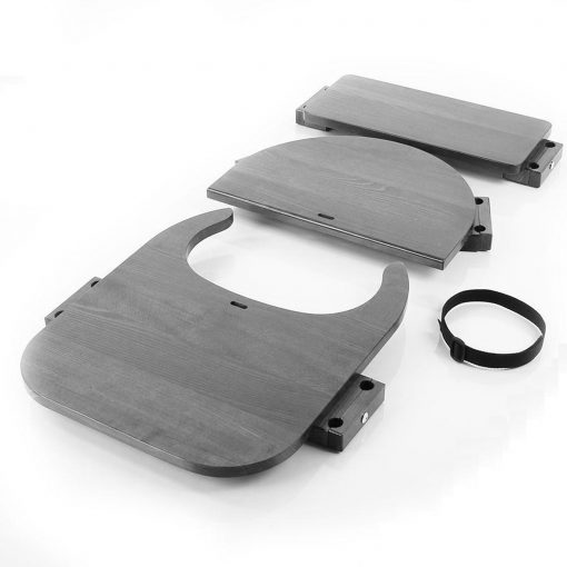 Grey High Chair Conversion 3pc kit