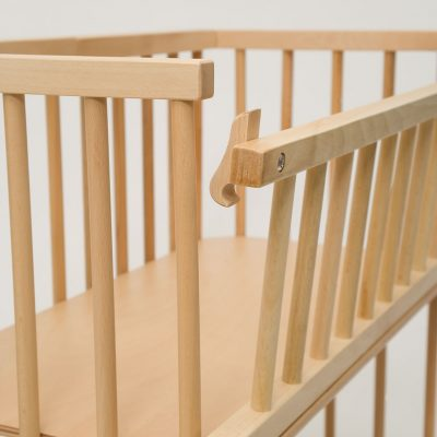 BabyBay Side Rail Attached
