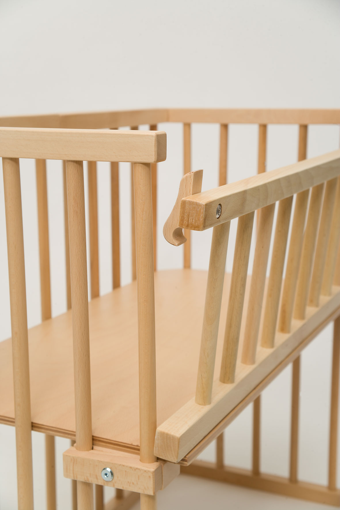 Babybay Convertible Side Rail