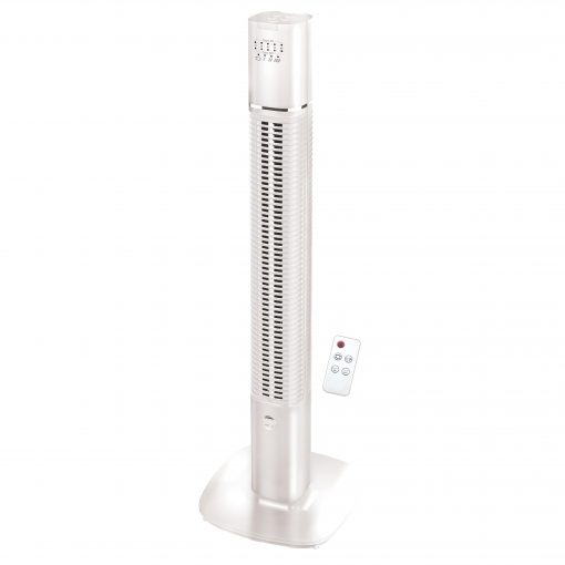 Slimline Tower fan w. RC