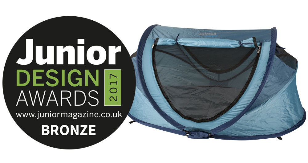 Junior Design Awards 2017 – Best Travel Product for Parents