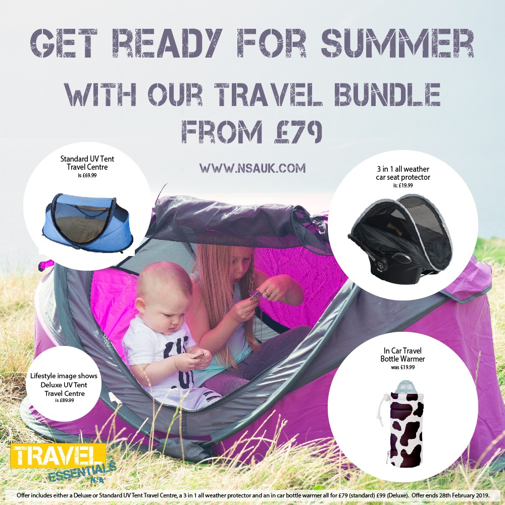 Summer Travel Bundle